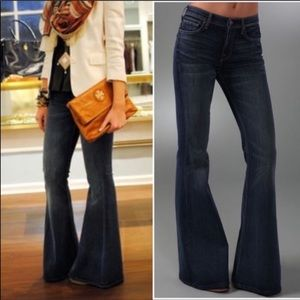 7 For All Mankind SUPER FLARE Denim Jeans
